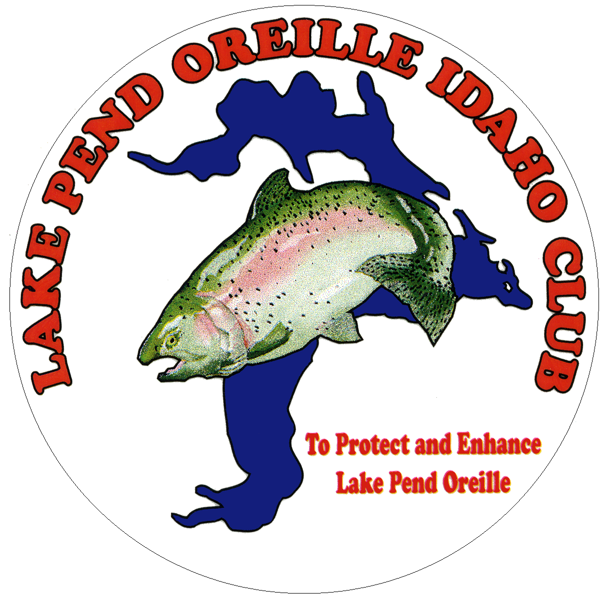 Lake Pend Oreille Idaho Club
