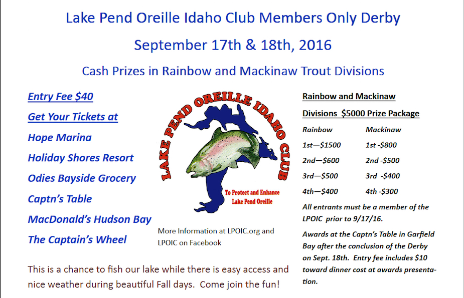 Members Only Derby 2016