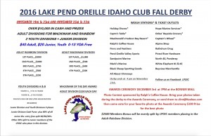 LPOIC K&K Fall Derby Poster